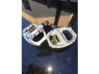 Shimano A530 SPD touring dual sided pedals (with cleats)
