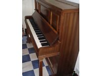 Rogers upright piano, made in 1970's