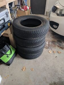 Four 185\70\R14 Nexen SB-702 All Season Tires