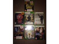 Xbox 360 games set