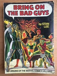 Marvel Bring on the Bad Guys