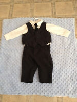 Baby Boy Suit Size 4-6 Months