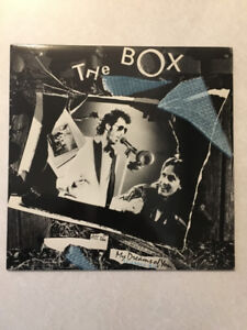 "THE BOX ""My Dreams Of You"" Vinyl 12"" (1985)(45 RPM)(Mint)"