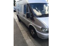 Ford transit mwb 2004 van for sale start and drive, good working condition