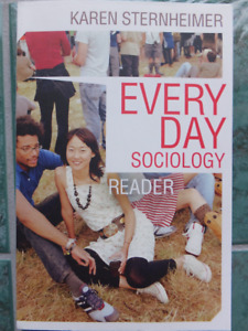 University Textbooks - Sociology, Psychology, Criminal $25 - $50