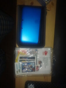 3DS System with Box, Manuel's and a protective case