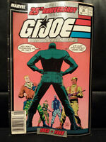 "Vintage - (1) Comic Book - G.I. JOE - ""25th Special Anniversary"