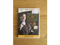 Poirot Murder mystery DVD game