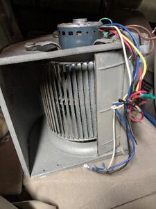 Furnace blower assembly