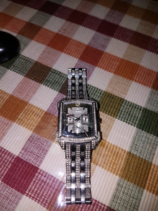 "Bulova watch ""96c108""  retails for over $500!"