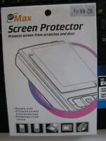 LCD Screen Protectors for Nintendo DSi Pack of 2
