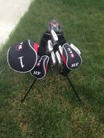 Full set of Ram LH clubs w/ bag - GREAT CONDITION
