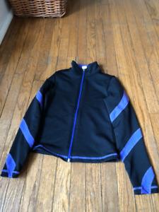 Figure skating pants and jacket