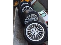 Vw polo alloys.