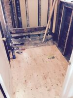 Bathroom renovations and more