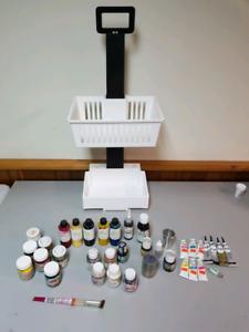 Paint supplies artist paints