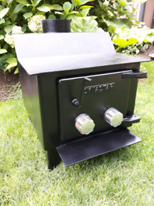 Beautiful Large Air Tight Wood Stove/Cookstove
