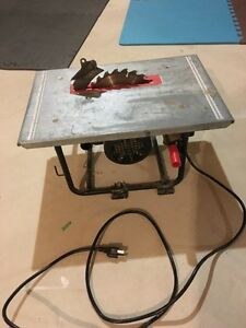 Table saw  London Ontario image 1