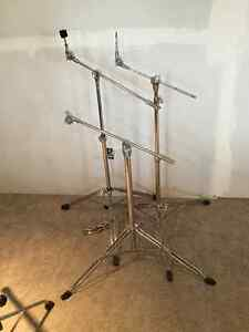 Various Cymbals Stands, Splash Cymbal, High Hats