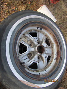 Rally Rims off 67 chevelle ss