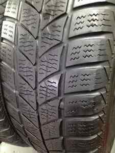 Set of 4 Barum  Winter tires 185/65/15