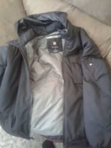 Victorinox Swiss Army Jacket Retail 499.99  Brand New Mens Navy