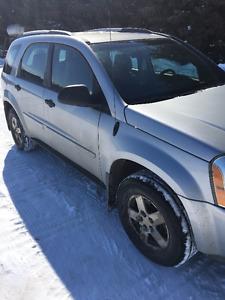 2005 Chevrolet Equinox LS SUV, Crossover