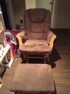 Fauteuil bercant