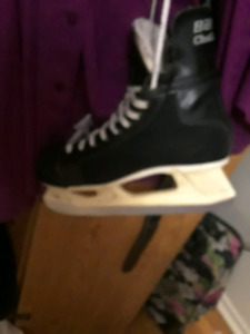Bunch of skates