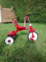 Tricycle radio flyer rouge