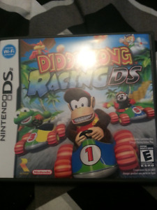Diddy Kong racing for ds