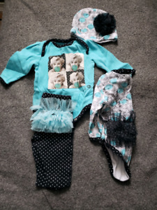 Marilyn Munro outfits 3-6 months
