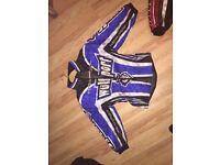 wolfsport jacket blue