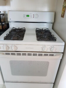 Natural Gas Stove -