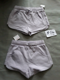 Girls shorts 18-24
