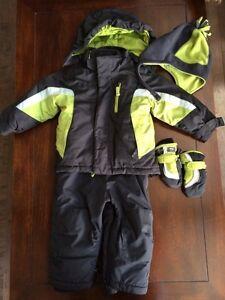 2T Children's Place snow suit