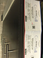 Nicki Minaj - FLOOR SEATS - $200 for a pair - Below Face Value!!