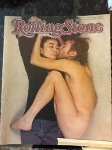 Rolling Stone Magazine Collectibles