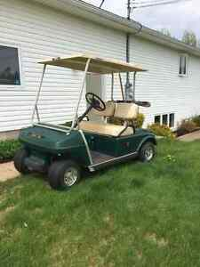 Looking for Electric Golf Cart