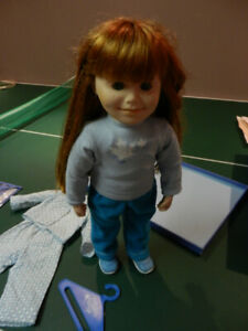 Jenna Maplelea Doll