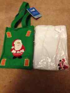 Trick or treat n Xmas pillow cases $5ea
