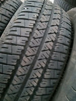 4 185/65/14 Michelin / Firestone all season Tires