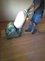 HARDWOOD FLOOR SANDING, REFINISHING & INSTALLATION