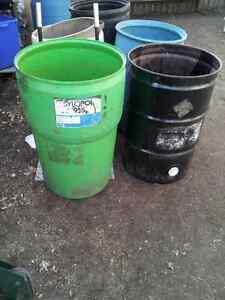 45 gallon drums Sarnia Sarnia Area image 1