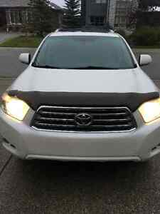 2008 Toyota Highlander Limited SUV/Crossover