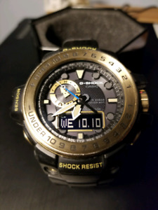 Casio G-Shock Gulfmaster GWN-1000GB
