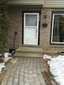 Great Location Townhouse Basement For Rent
