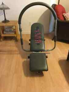Exerciseur Ab King pro