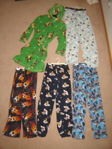 Pj's, Shorts, Tops, Pants, Jackets - 10, 12 / Shoes 5/6, 6, 7men