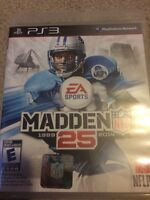 Madden 25 for PS3